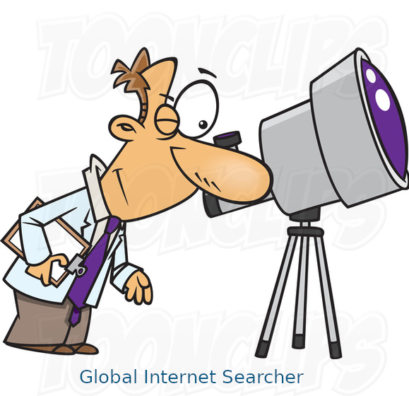 Global Internet Searcher-Conversational SEO-DaveIngalls.com